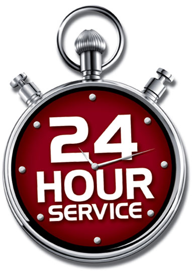 24 hour mobile service