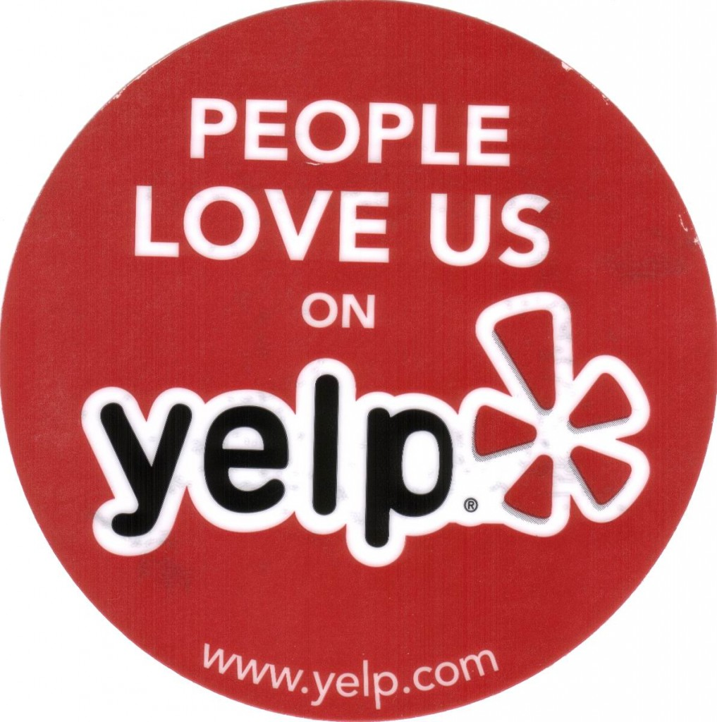 real yelp reviews